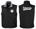 "Softshell-Weste ""Dobermann"""
